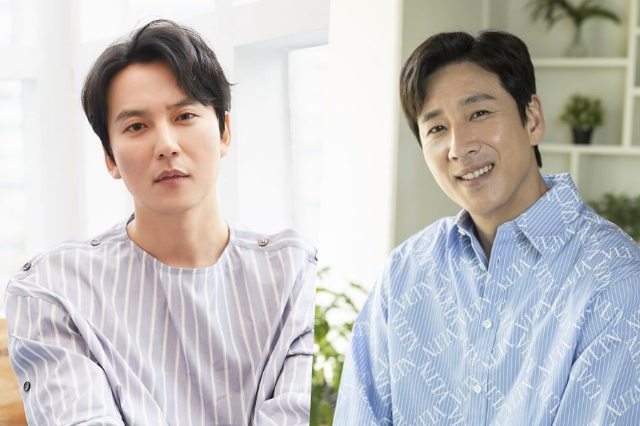 Kim Nam Gil And Lee Sun Gyun In Talks To Star In Variety Show Together