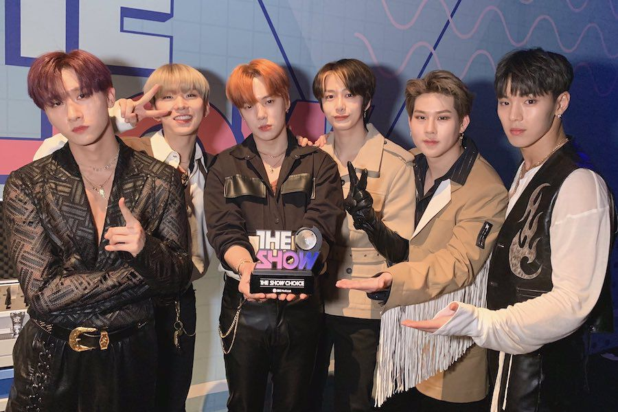 "Watch: MONSTA X Wins With ""FANTASIA"" On ""The Show""; Performances By TXT, Minzy, And More"