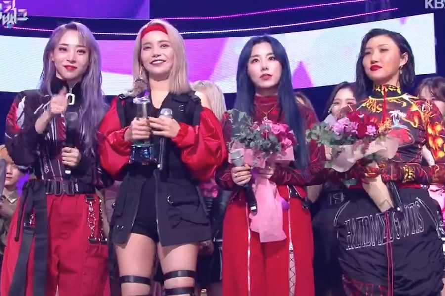 "Watch: MAMAMOO Takes 2nd Win For ""HIP"" On ""Music Bank""; Performances By ASTRO, WJSN, Golden Child, And More"