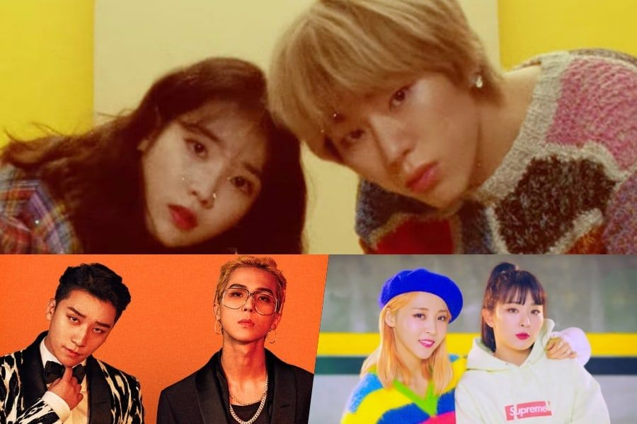 10 Rapper/Singer Collabs We're Obsessed With This Summer