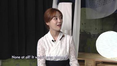 Showbiz Korea Episode 2221: I am Hur Young-Ji(허영지)! Interview for the Hanbok PR Ambassador(한복 홍보대사)