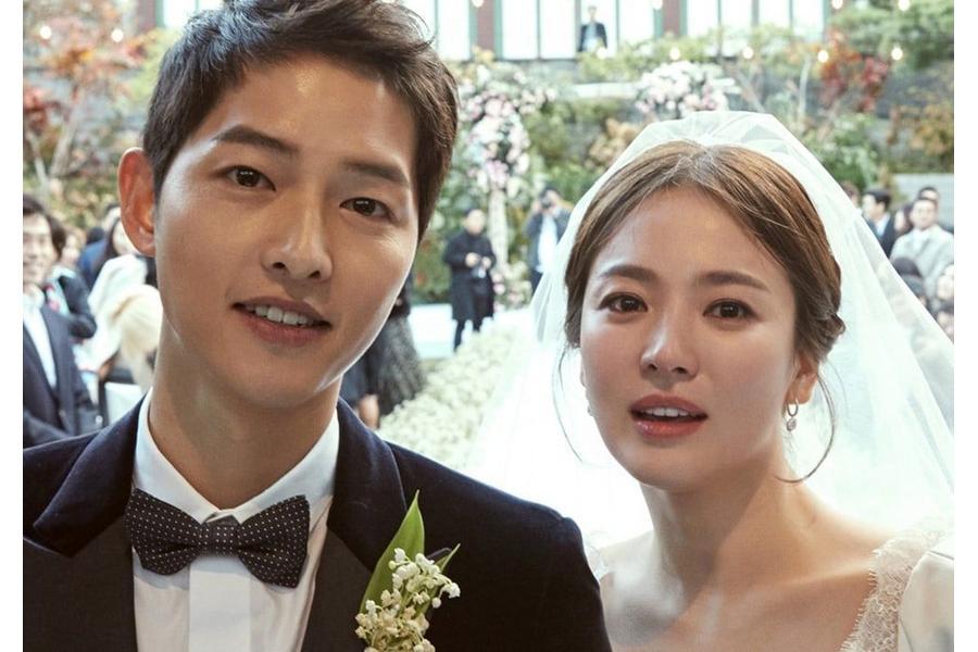 Song Hye Kyo dan Song Joong Ki  (dok. Istimewa)