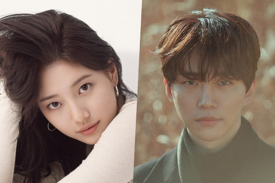 "Suzy Shows Support For 2PM's Junho And His Upcoming Drama ""Confession"""
