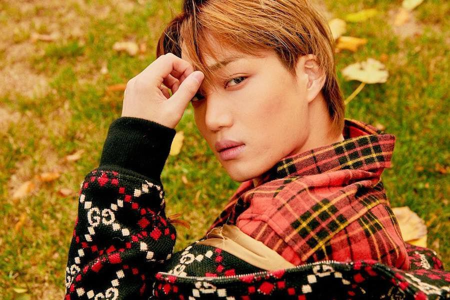 Love For Exo S Kai Takes Over Twitter S Worldwide Trends As Fans