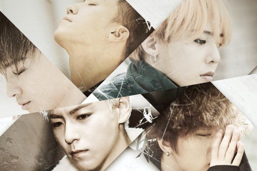 """BIGBANG's """"LET'S NOT FALL IN LOVE"""" Becomes Their 4th MV To Hit 200 Million Views"""