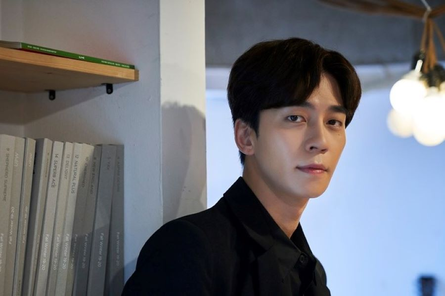 "Shin Sung Rok Talks About His Chemistry With ""Perfume"" Co-Stars, Acting, And Future Projects"