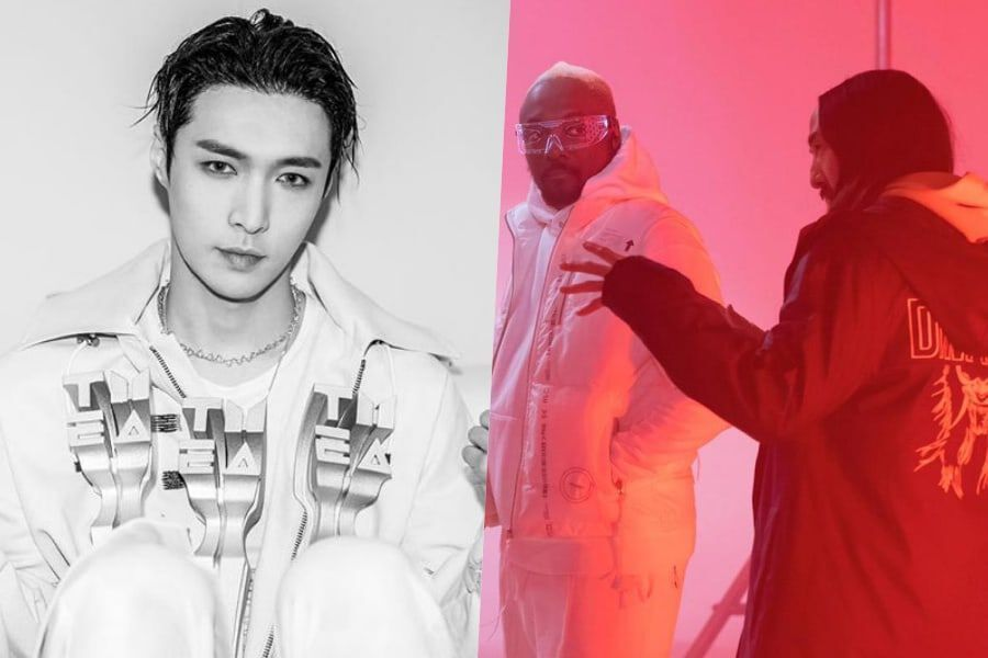 EXO's Lay Confirmed To Be Collaborating With Steve Aoki And will.i.am