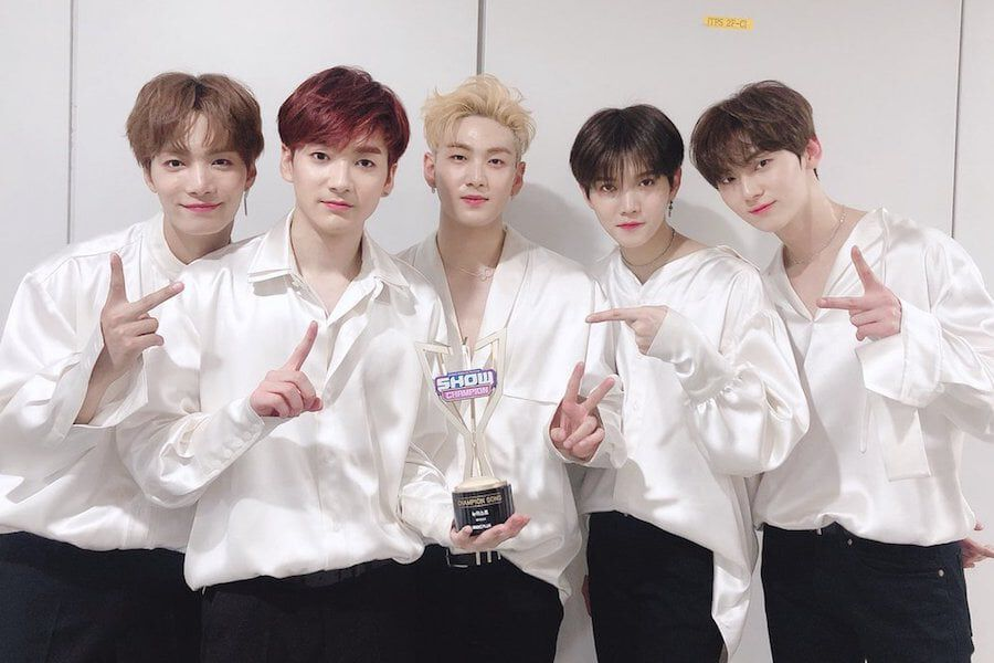 "Watch: NU'EST Takes 1st Ever Win As Full Group With ""Bet Bet"" On ""Show Champion""; Performances By Park Bom, N.Flying, And More"
