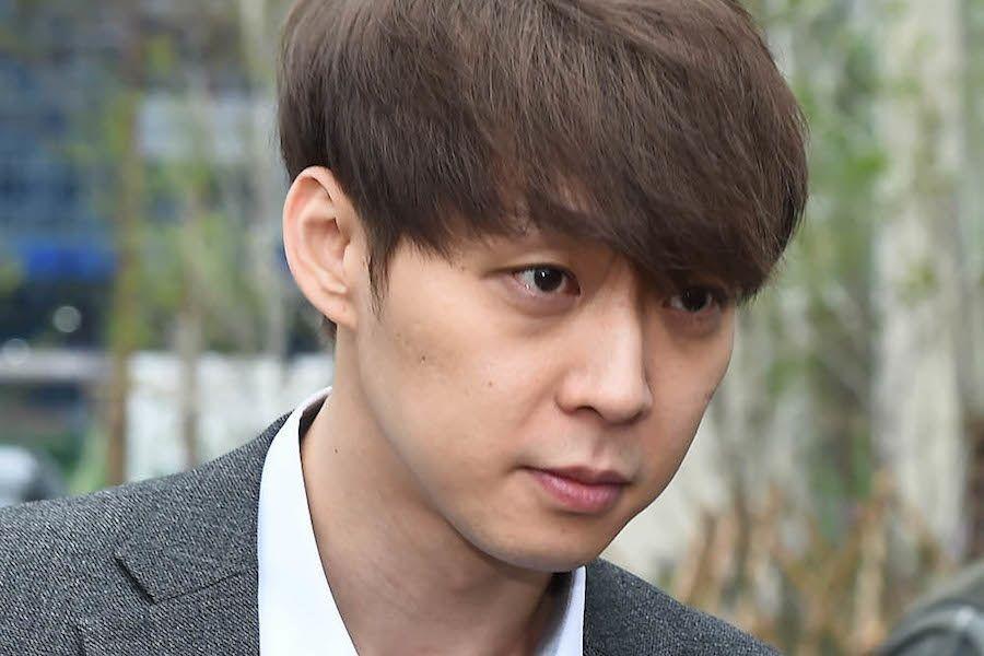 Fiscalía solicita prisión y multa para Park Yoochun