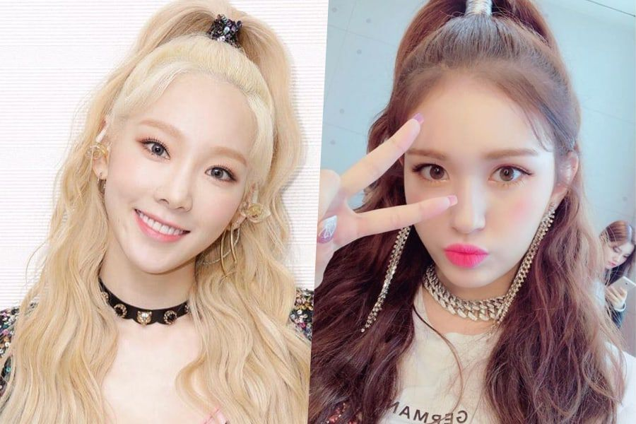 Girls' Generation's Taeyeon Shows Love + Support For Jeon Somi's Solo Debut  | Soompi