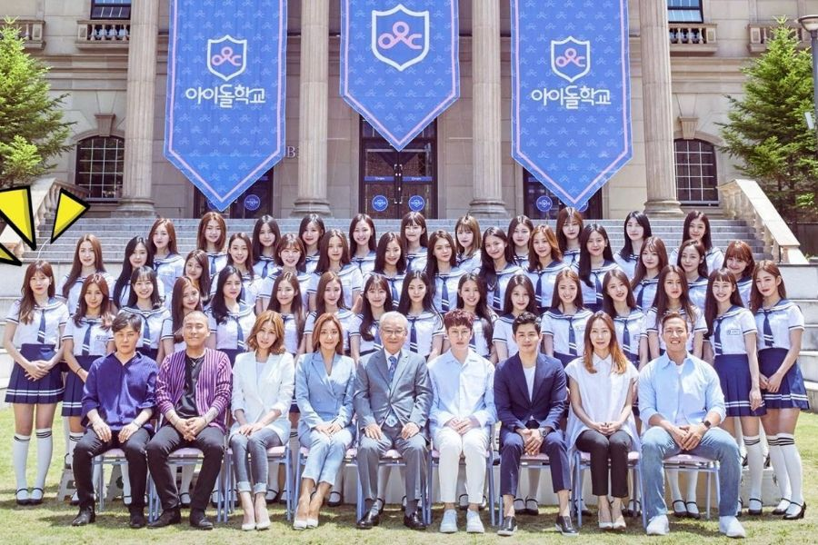 """""""Idol School"""" Contestants Talk About Poor Filming Conditions And Effect On Health"""