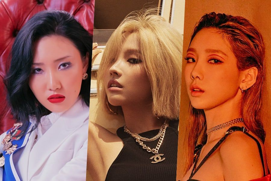 November Girl Group Member Brand Reputation Rankings Announced