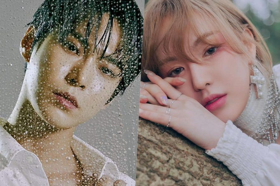 """Watch: NCT's Doyoung Wows With Gorgeous Cover Of Red Velvet's Wendy's New Song """"When This Rain Stops"""""""