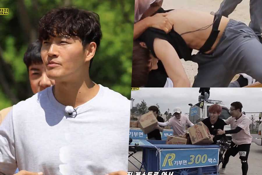 """Kim Jong Kook Reminisces About BTS's Iconic Guest Appearance On """"Running Man"""""""