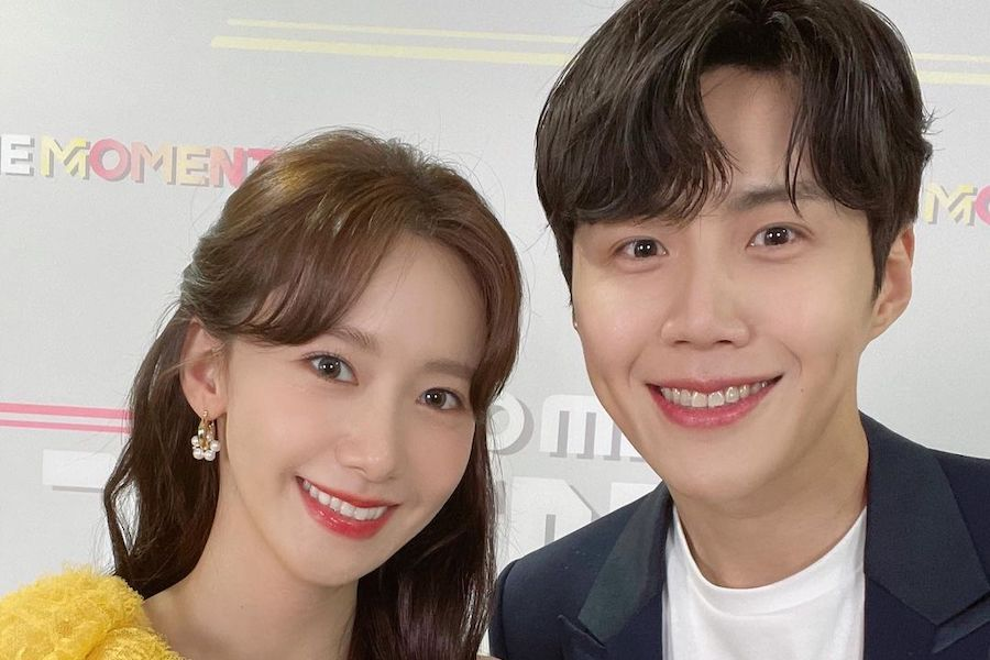 Kim Seon Ho dan Yoona