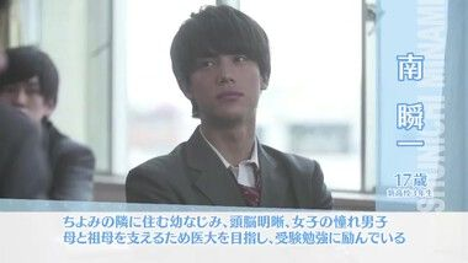 Trailer: My Little Lover - Minami Kun No Koibito
