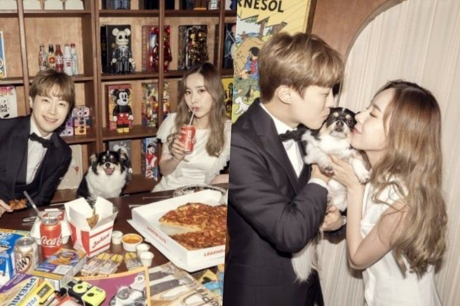 L dating gjør Yeon