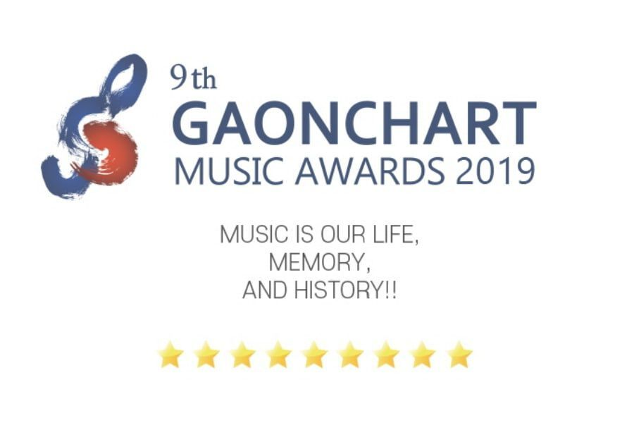 9th Gaon Chart Music Awards Announces Date For Award
